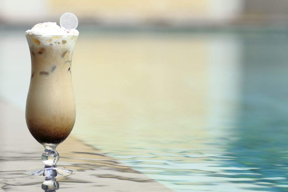 Ice Coffee Latte