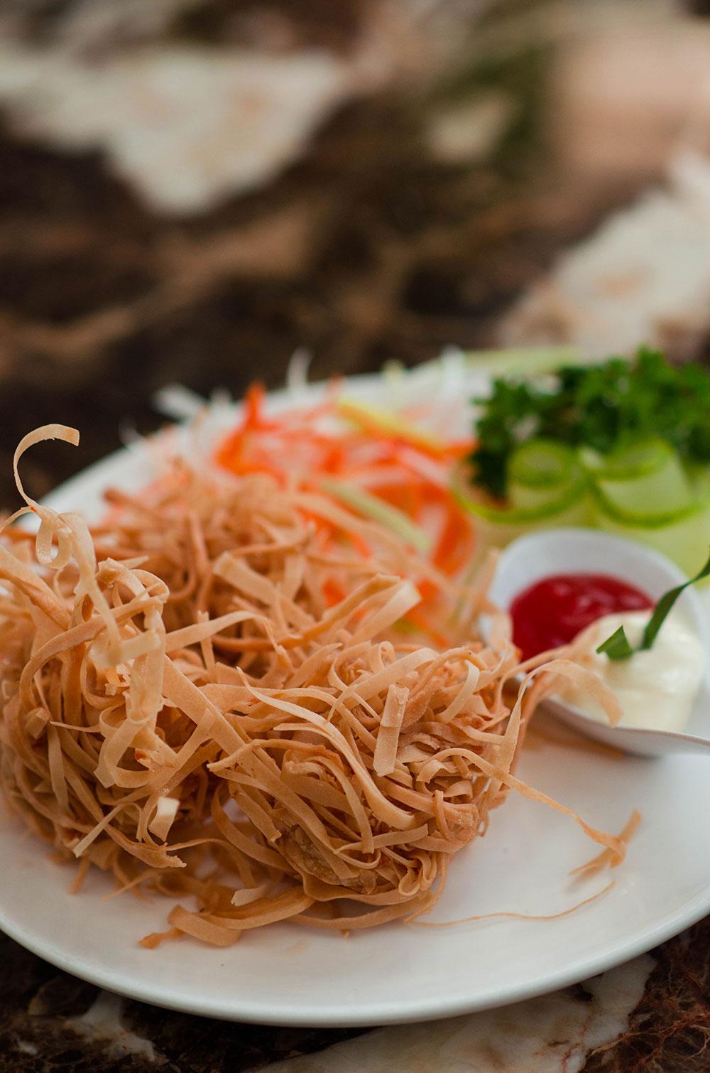 Rambutan Shrimp